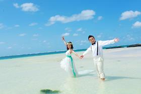时光旅景/环球摄影【客片鉴赏】/蓝天/大海/沙滩