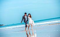 罗薇摄影青岛旅拍【金色沙滩】感谢:张先生夫妇