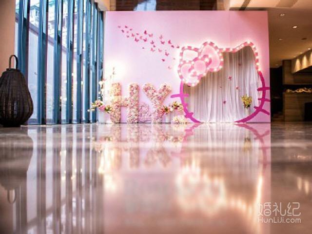【卡通婚礼】Hello Kitty 婚礼热卖款