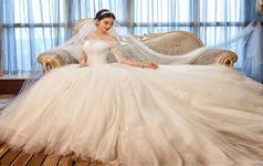 【Amy  经典套系】一站式搞定婚纱16件套