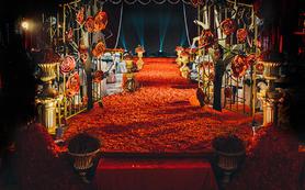【爱阁婚礼】-金殿红玫瑰