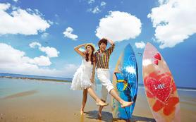 【旅拍】海南~三亚!! 旅行必备