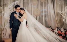 郑州婚礼跟拍优秀团队-花信社总监档双机位婚礼摄影