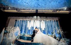 郑州婚礼跟拍优秀团队-花信社总监档三机位婚礼摄影