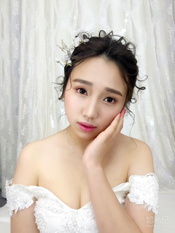 【一鹿】高级化妆师武汉三环内午宴跟妆