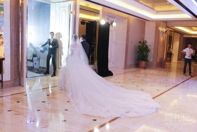 梦想屋  特惠中式绣和服➕婚纱套餐2280