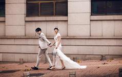 海派婚纱摄影 - 行走 青岛 — 中山路