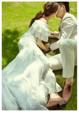 纪实风婚纱照---样片欣赏