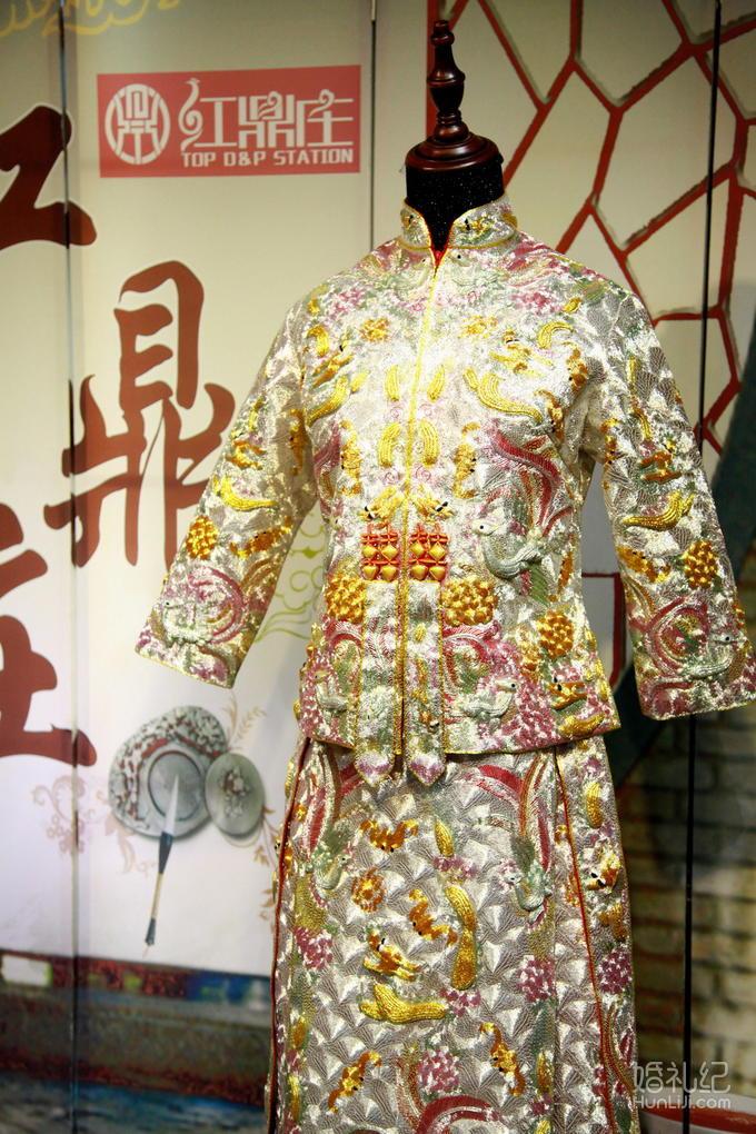 红鼎庄【 租赁】|明星同款顶级褂皇+男装龙袍马褂