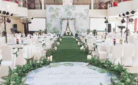 《Green leaf》--清新森系婚礼