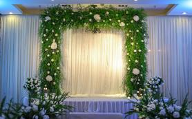 《Decade》--简约森系婚礼