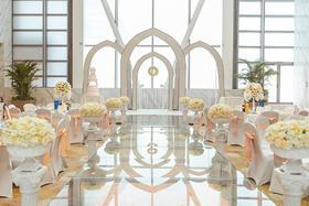 FEEL斐尔婚礼-来福士饭店-味蕾的花开