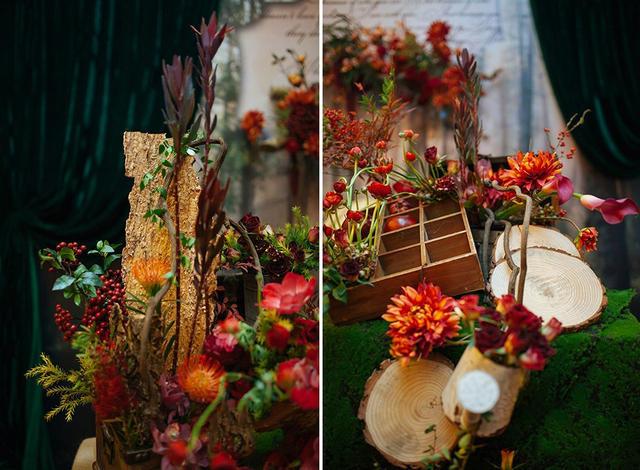 <骑士•婚享>--中心舞台森系风婚礼
