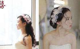 【YANZI STUDIO】韩式造型灵动新娘造型