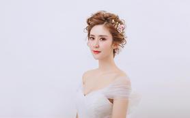 【样片大师】雨嫣美妆培训师全程跟妆+亲友妆