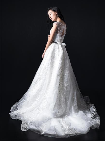 齐地婚纱系列--Anita