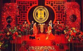 天津幸福坐标婚礼会馆--传统中式婚礼