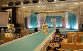天津幸福坐标婚礼会馆--简约而不简单