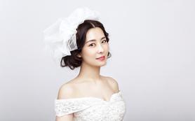 V&L时尚新娘造型|婚礼全程跟妆 星级定制