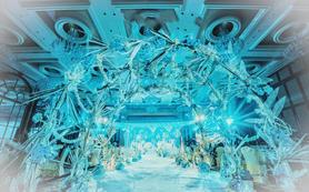 年底抢购价格——清新海洋风主题婚礼《沧海》
