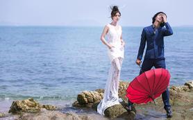 龙墨印象-三亚旅拍婚纱摄影-三亚旅拍一天-S1