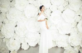 【茜茜公主】韩式浪漫花墙主题