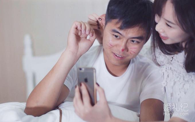 【让时间说爱】微电影----新青年团队出品