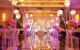 时尚轻奢婚礼套餐 定制婚礼与套餐的完美结合