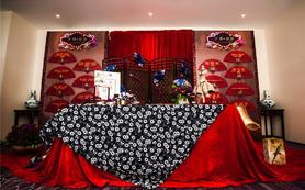 【诺时尚】婚礼策划——穿越民国情