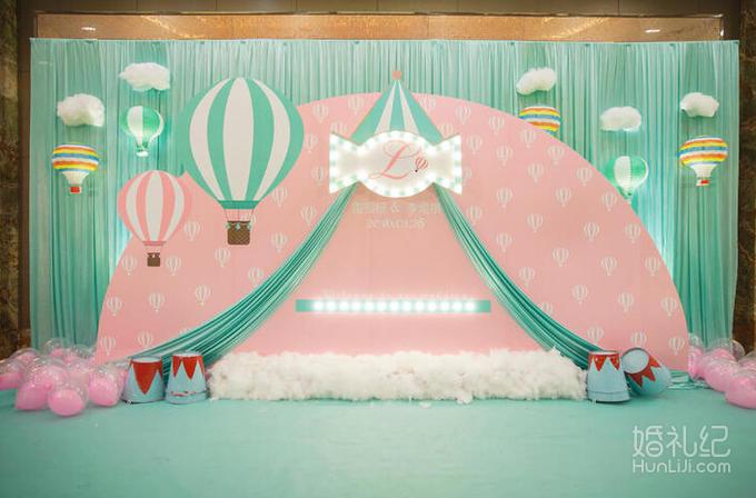 【千色阁】-一站式婚礼套餐(双摄双录)