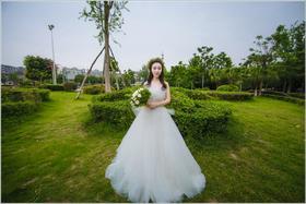 Nice奈斯婚纱礼服馆《森系仙女》韩式婚纱礼服