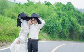 【邬画廊婚礼摄影】单机位-总监档