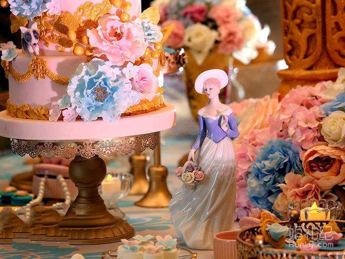 倩怡婚礼策划-《旋木-幸福的传递》