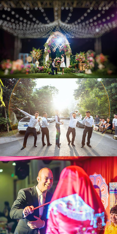 【蔷薇图片社】总监级双机位婚礼纪实摄影