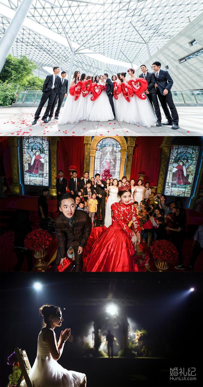 【蔷薇图片社】总监级单机位婚礼纪实摄影