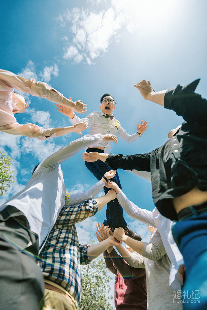 【蔷薇图片社】单机位婚礼纪实摄影