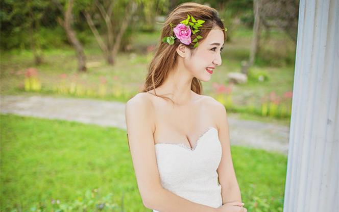 【原爱婚纱】尊荣4件套系+4件伴娘服-婚礼纪专享