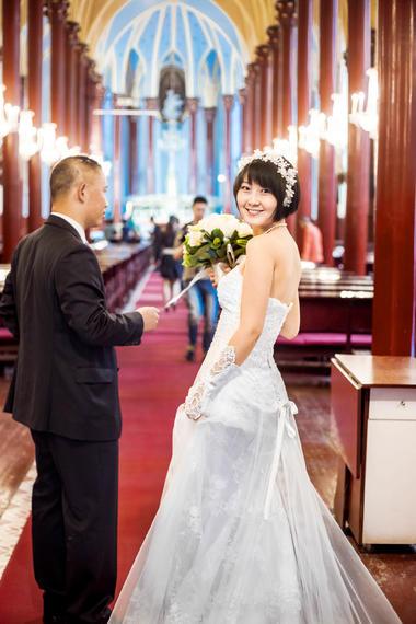 婚礼摄影跟拍 - Amy作品01