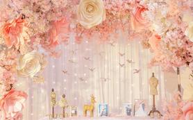 【小稻婚礼】—粉粉少女心