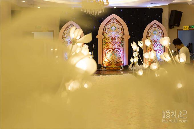 【星空下的圣殿】—原色婚礼主题定制