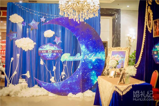 【星空下的圣殿】—原色婚礼半定制套餐