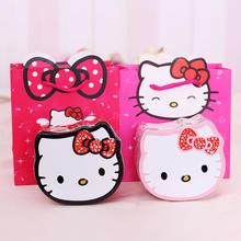 KT猫马口铁喜糖盒 KT猫手提袋婚庆喜糖袋礼品盒