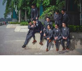 男士婚纱礼服《简爱之旅》