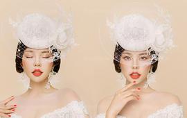 【薇拉上善】婚礼纪特供A档市内1580元新娘造型