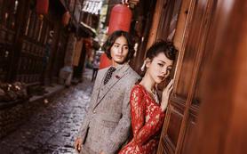 【韩国名匠】-丽江19999元私订制拍摄两天套系
