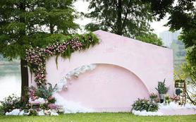 【2017限购5份特惠套餐】-公主的粉色草坪