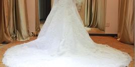 上海实体店试纱记 百万新娘分享试纱经验