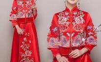 新款秋冬秀禾服龙凤褂中式礼服新娘嫁衣结婚敬酒服秀和服