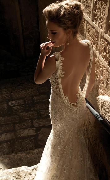 MarryMe|GRACE系列时尚婚纱定制