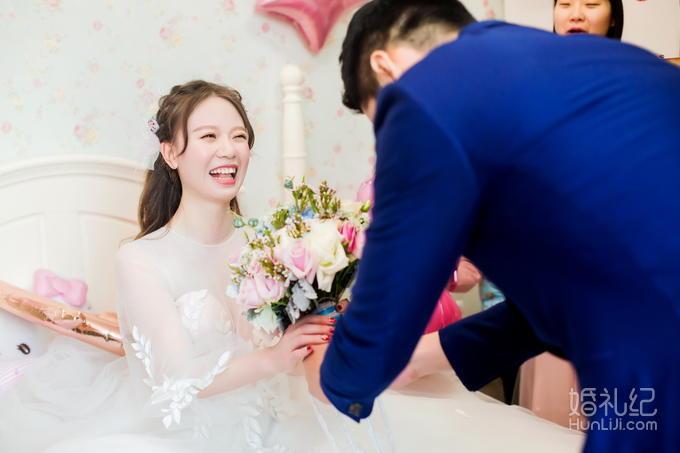 壹笙纪影像首席档三机位婚礼拍摄